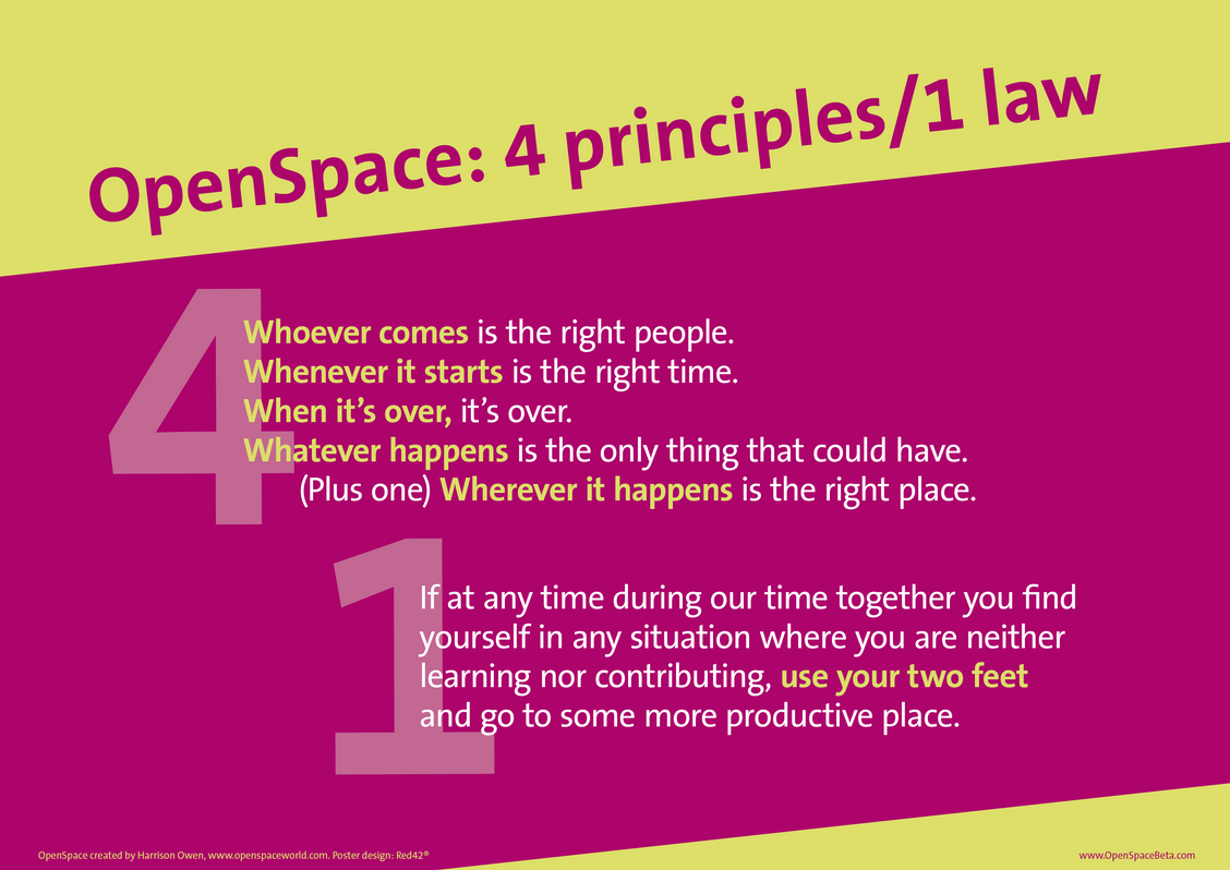 OpenSpace principles