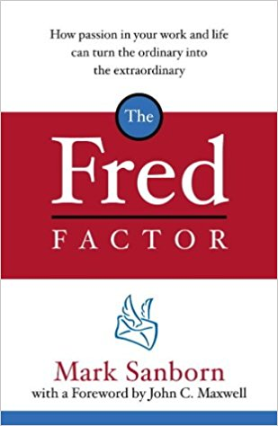 The Fred Factor cover
